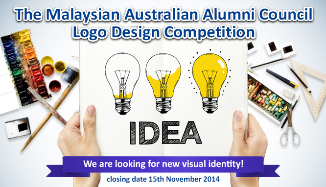 The Malaysian Australian Alumni Council Logo Design Competition