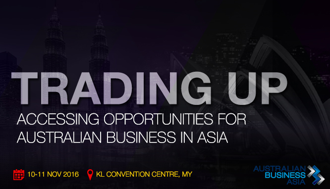 Australian Business Asia Trading Up Regional Conference